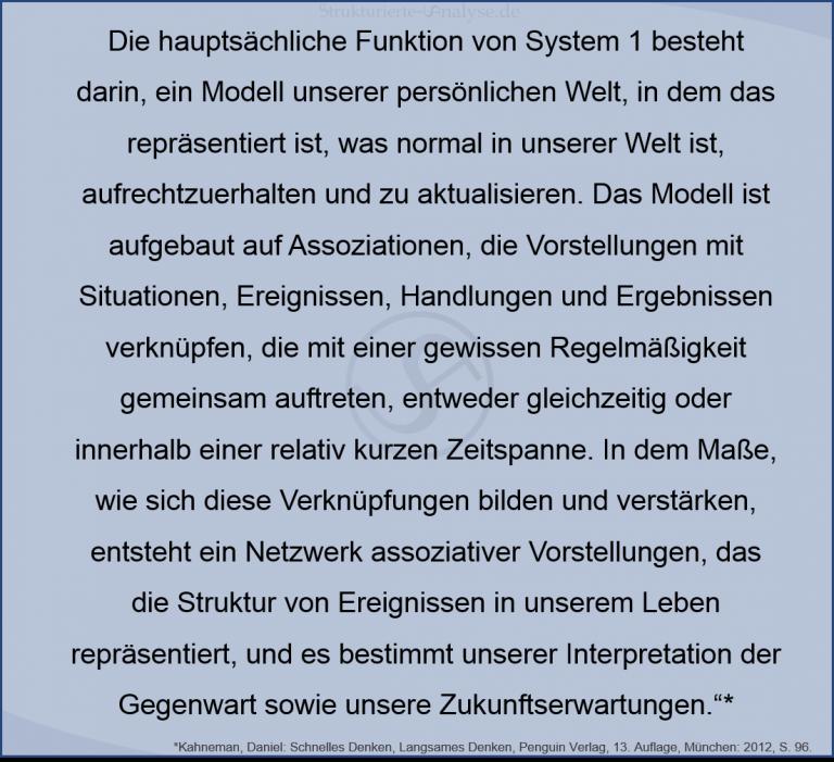 Daniel Kahneman_Funktion_System_1
